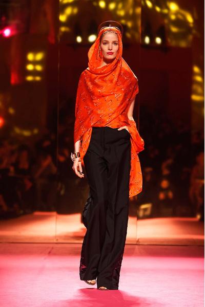 Показ Schiaparelli Haute Couture | галерея [1] фото [11]