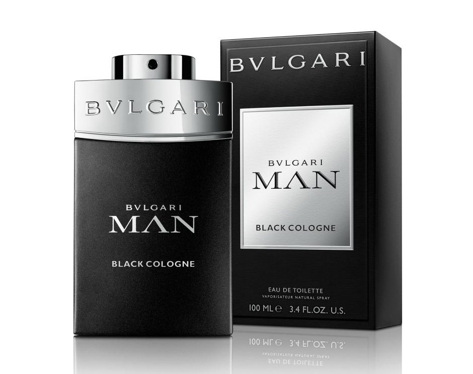 Bulgari представили новый мужской аромат Black Cologne
