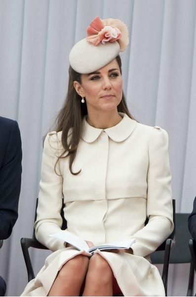Кейт Миддлтон признана самой влиятельной модной иконой Великобритании | галерея [1] фото [3]
