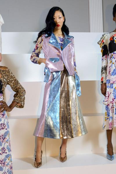 Самые красивые образы Недели моды в Лондоне | галерея [1] фото [13]