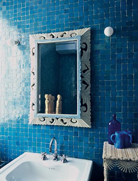 Средиземноморский стиль в интерьере: декор, советы | галерея [1] фото [1]