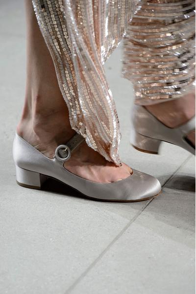 Самая красивая обувь Недели моды в Нью-Йорке | галерея [1] фото [10]