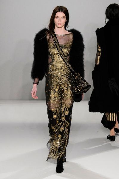 Неделя моды в Лондоне: 22 февраля | галерея [2] фото [8]