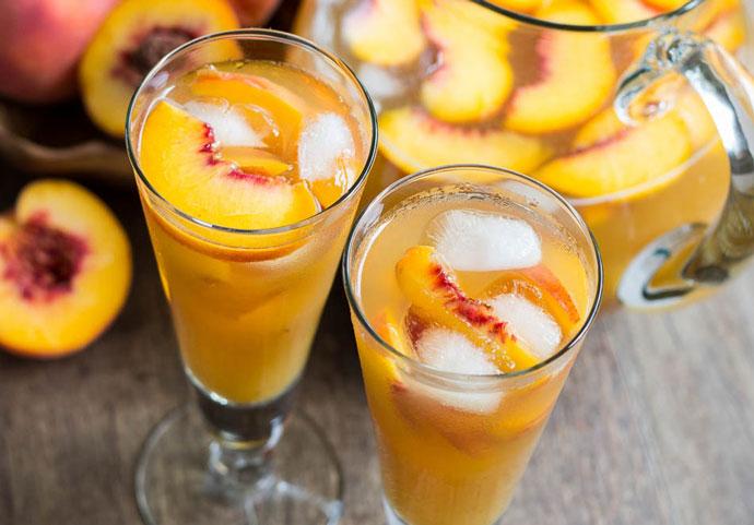 Персиковый концентрат 1