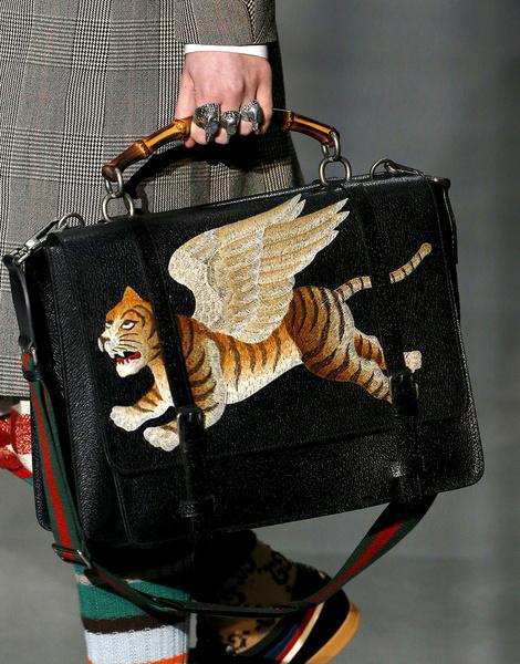 Итоги Недель моды: лучшие сумки | галерея [5] фото [3]