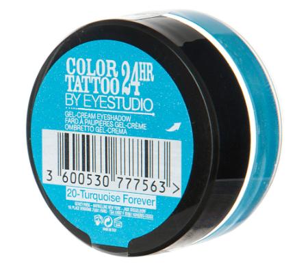 Оттенок, который стоит попробовать: Всегда бирюзовый / Turquoise Forever