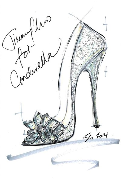 Известные дизайнеры обуви представили свои версии туфель Золушки   галерея [1] фото [5]