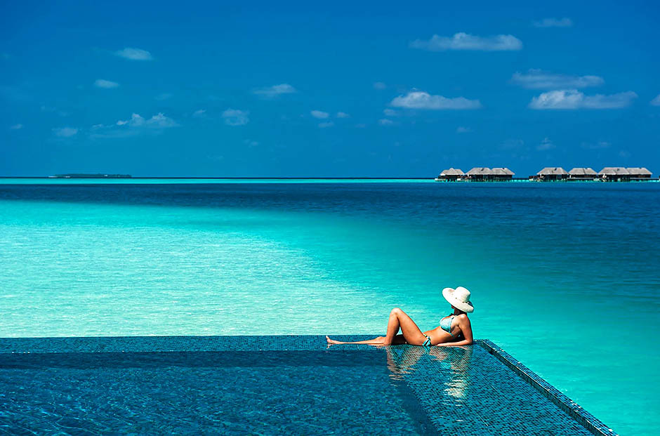 Conrad Maldives and Spa Rangali Island, Мальдивы