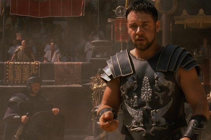 «Гладиатор» (Gladiator), 2000