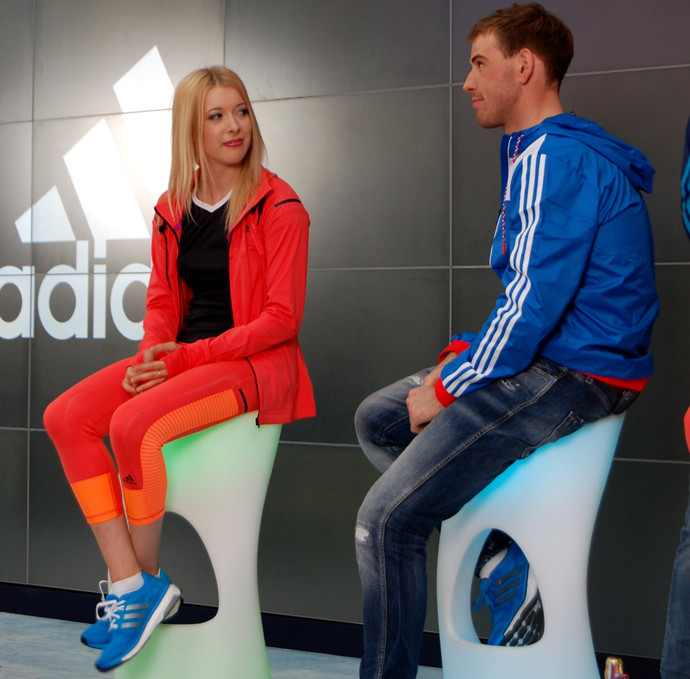 Екатерина Боброва и Дмитрий Малышко