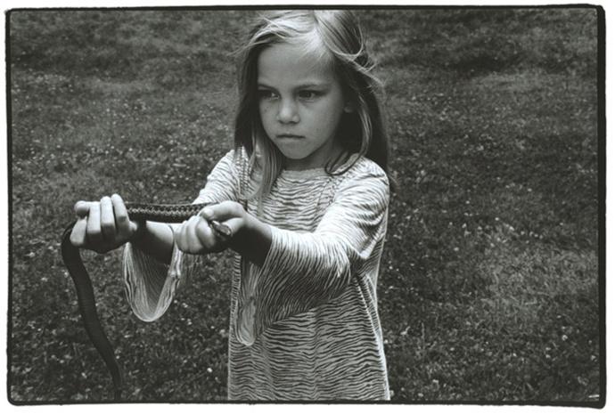 «Джессика Лэнг. Незримое» выставки апреля