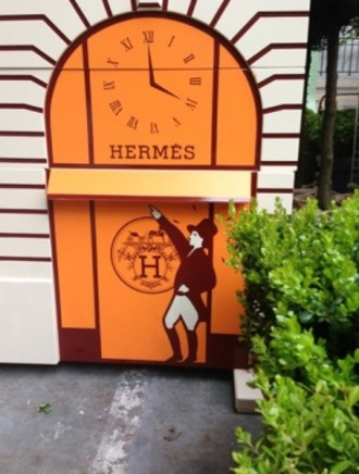 Турнир по конкуру Saut Hermes-2013