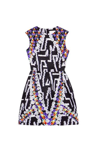 20 лучших платьев для встречи Нового года — 2015 | галерея [1] фото [4]