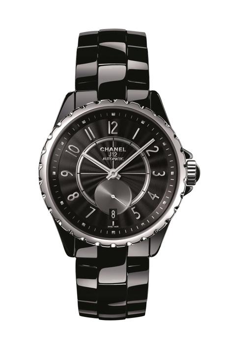черные часы chanel j12 – 365
