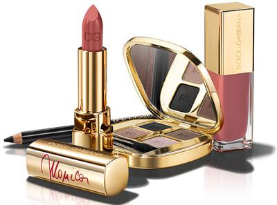 True Monica Collection от Dolce & Gabbana Make Up