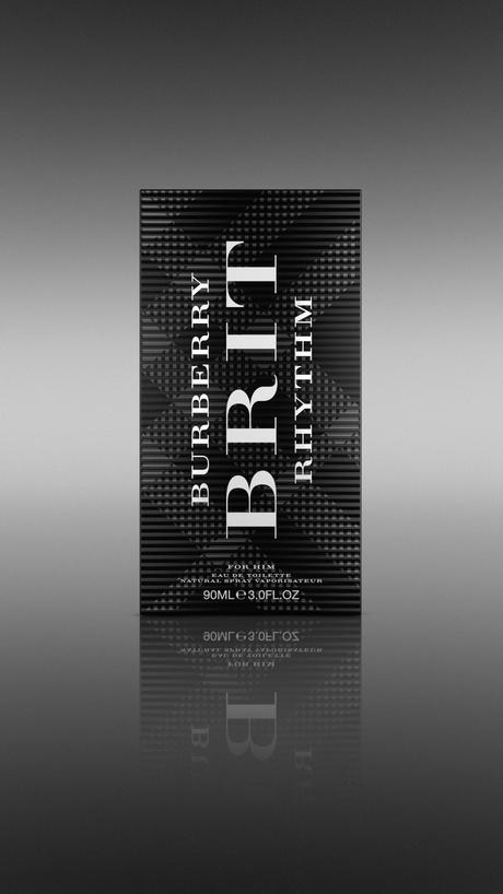 Burberry выпустил новый мужской аромат Brit Rhythm