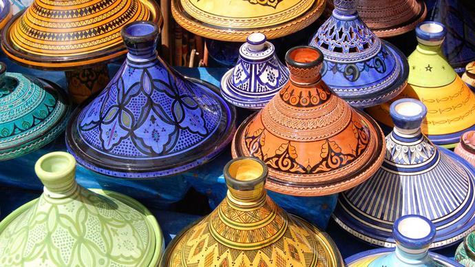 Сувениры из Марокко: тажин