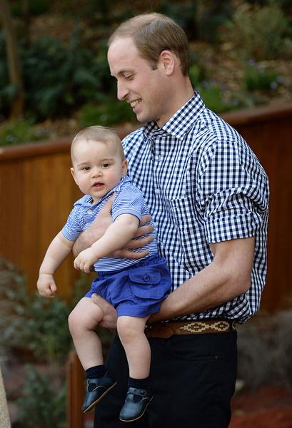 Итоги года 2014: лучшие фото Кейт Миддлтон и принца Уильяма | галерея [3] фото [8]