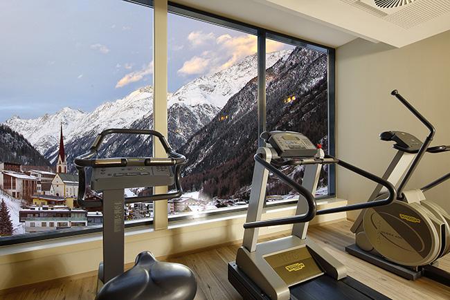 дизайн-отель Австрии
