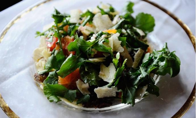 Легкие салаты: лучшие рецепты с фото