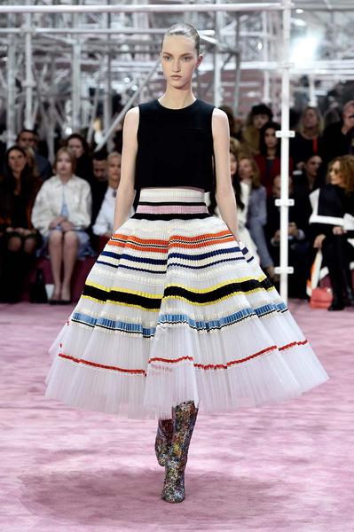 Показ Dior Haute Couture | галерея [1] фото [25]