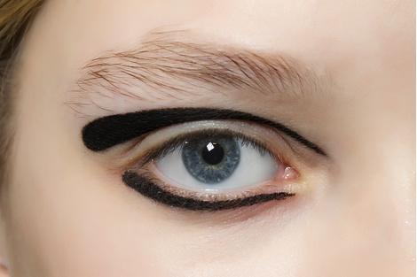 Смена декораций: makeup-мода нового сезона | галерея [3] фото [3]