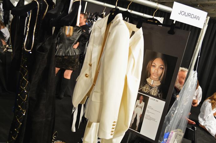 Показ коллекции Balmain x H&M в Нью-Йорке: как это было