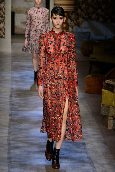 Неделя моды в Лондоне: день четвертый | галерея [1] фото [3]