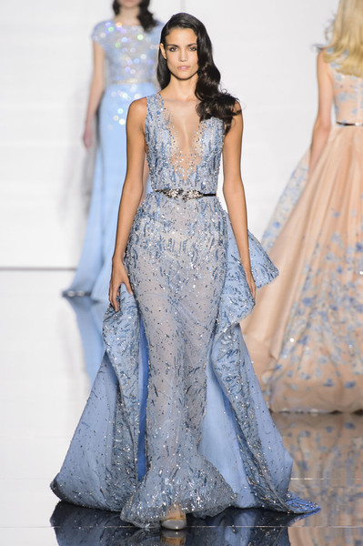 Показ Zuhair Murad Haute Couture | галерея [1] фото [9]