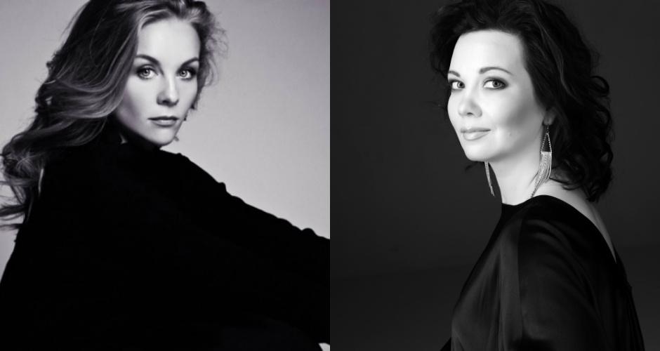 Екатерина Сергеева и Анастасия Калагина