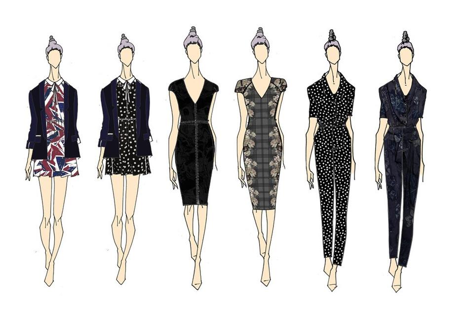 Линия одежды Stories…By Kelly Osbourne
