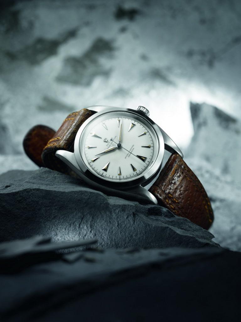 Покорение вершин: Rolex отмечает международный День альпинизма