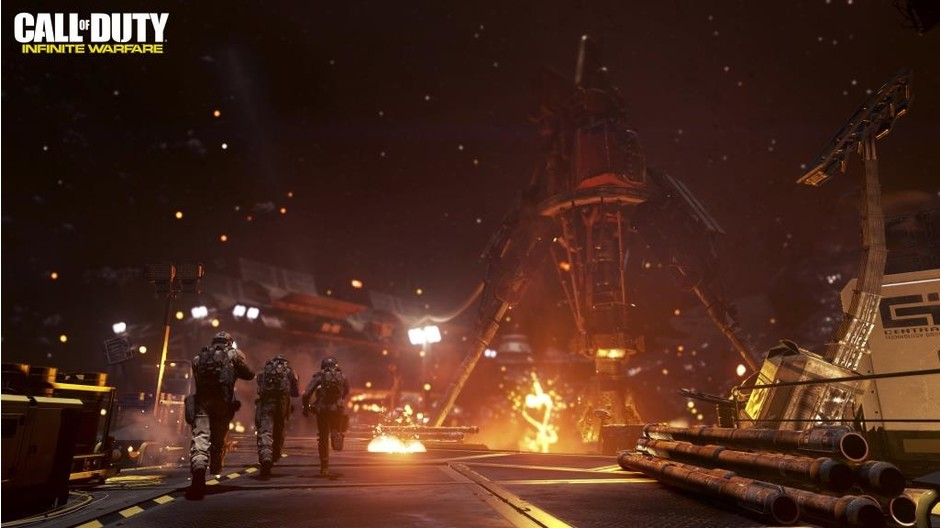 Космическая одиссея: чего ждать от обновленной Call of Duty