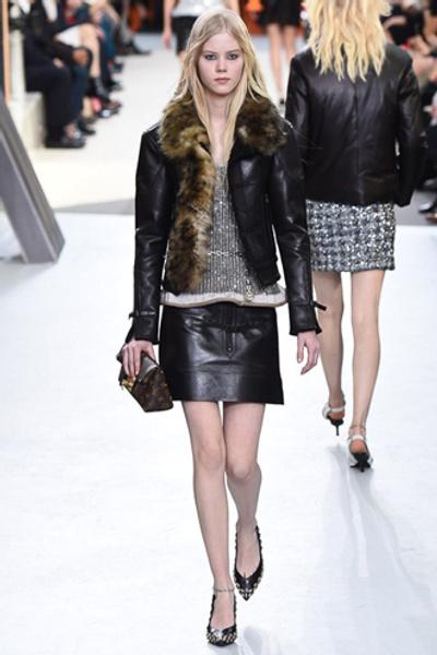 Неделя моды в Париже: показ Louis Vuitton ready-to-wear осень-зима 2015/16 | галерея [1] фото [7]