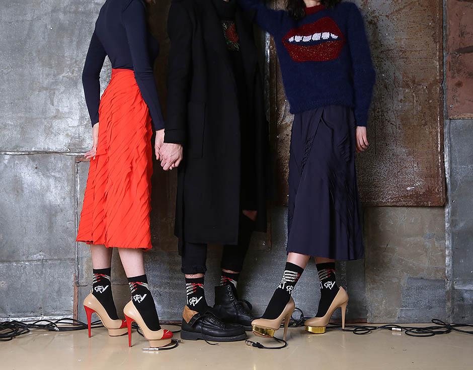 St. Friday Socks выпустил коллекцию совместно с российскими дизайнерами