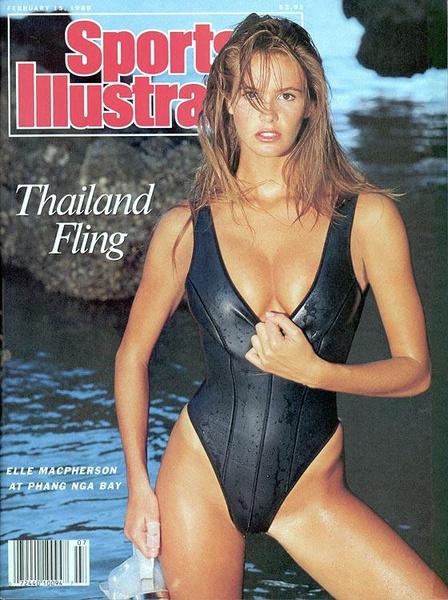 Опубликована обложка нового номера Sports Illustrated Swimsuit Issue | галерея [1] фото [32]