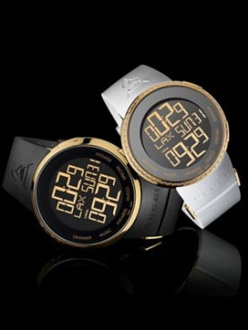 Gucci special edition Grammy watches