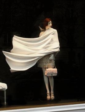 Дэвид Ашрам для Dior