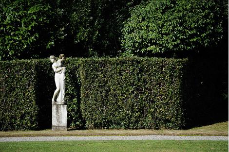 Вилла Марлия в Тоскане станет отелем | галерея [1] фото [31]