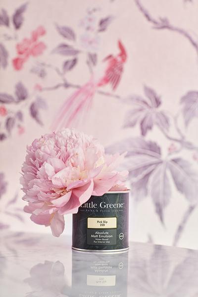 В розовом цвете: Little Greene выпустила капсульную коллекцию красок Pink   галерея [1] фото [5]