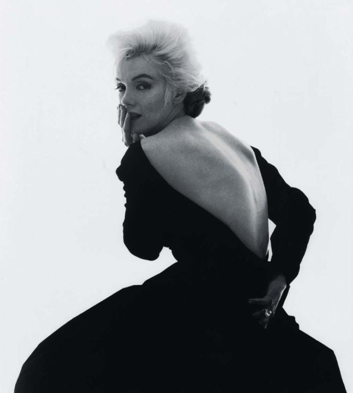 Мэрилин Монро в Dior
