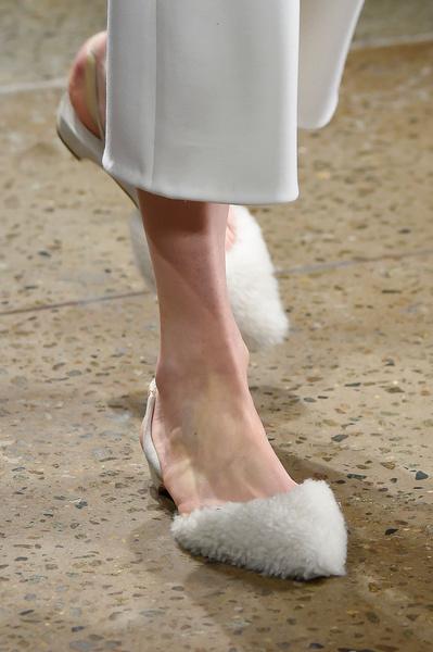 Самая красивая обувь Недели моды в Нью-Йорке | галерея [1] фото [7]