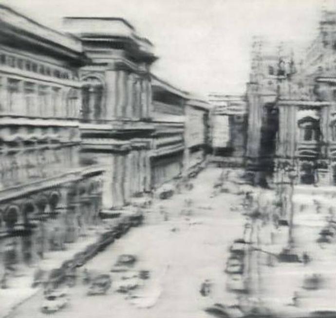 «Кафедральная площадь, Милан»