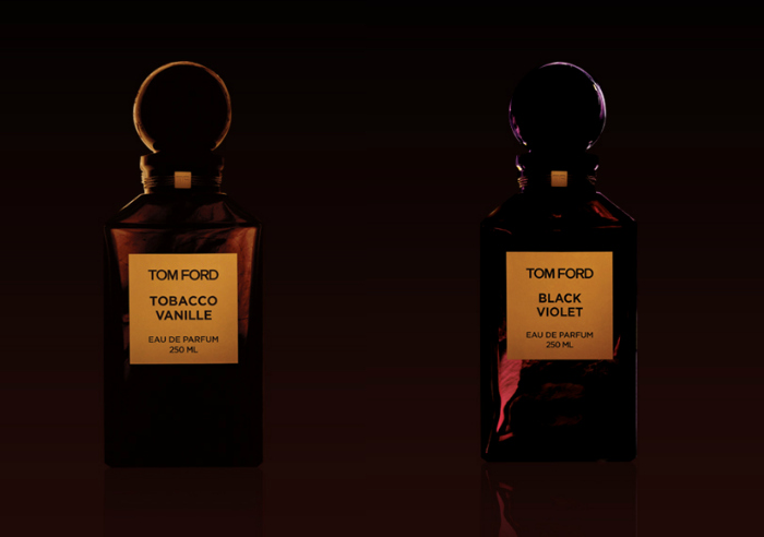 Tabacco Vanille и Black Violet, Tom Ford
