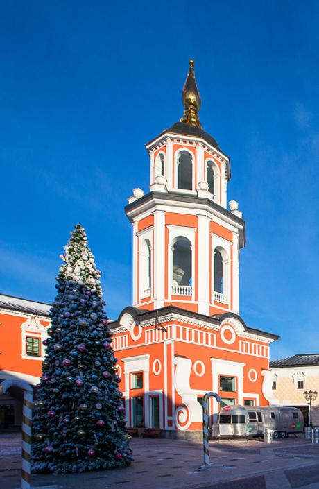 Outlet Village Белая Дача проводит зимние распродажи