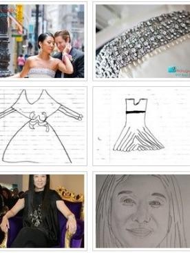 Самые активные модные бренды в социальных сетях