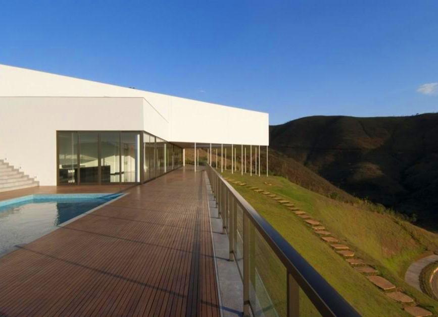 Дом-галерея в Бразилии фото 2