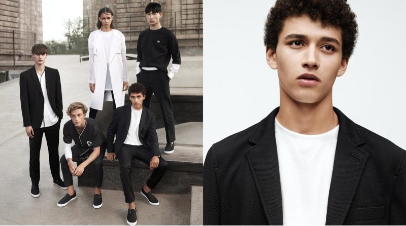 Мужская одежда от DKNY