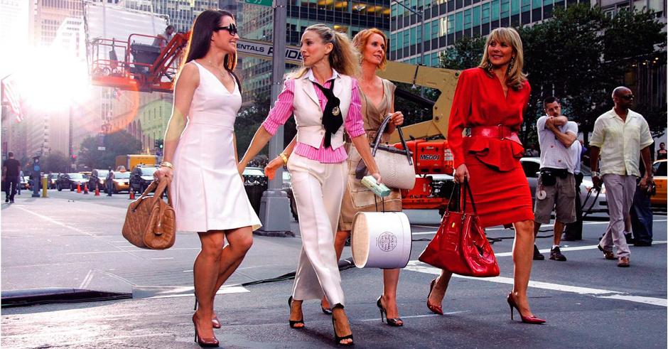 «Секс в большом городе» — шопинг
