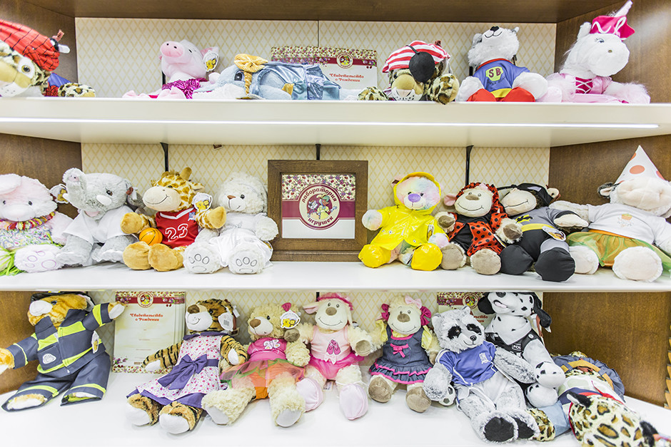 В Детском ГУМе открылась «Лаборатория игрушек»